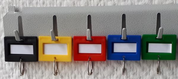 Schlüsselanhänger mit Ring von Hautmann Tresore 1