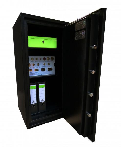 Wertschutzschrank Black-Safe 95 E- LFS 30 P von Promet Safe 1
