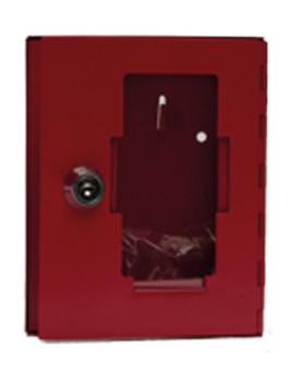 Notschlüsselkasten NSK-15 Glasscheibe von Hautmann Tresore