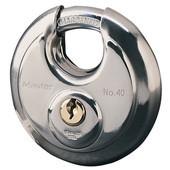 Vorschau: Disc-Vorhängeschloss Modell Master Lock M40