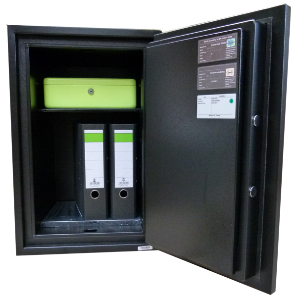 Wertschutzschrank Klasse 1 EN 1143-1 Black-Safe 67 E- LFS 30 P von Promet Safe