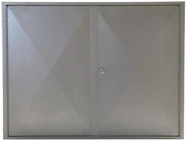 Schlüsselschrank Premium XXS 500-1 2.türig von Tresor24.de 1