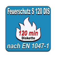 Datensafe II / S 120 DIS - 03