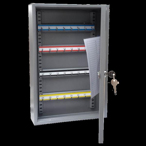 Schlüsselschrank Premium XS 32 1.türig von Tresor24.de