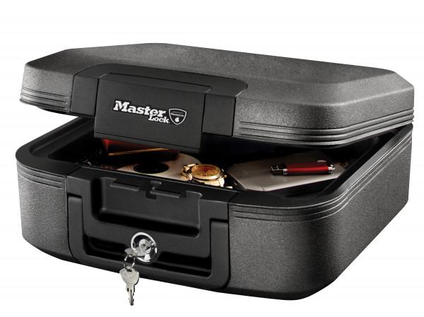 Feuerfeste Dokumentenkassette Master Lock LCHW 20101 ( wie Modell 1160 )