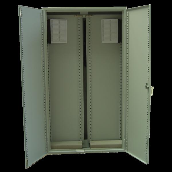 Großraumschlüsselschrank GLS-1020 Haken 2.türig von ERZTECH Tresoranlagen