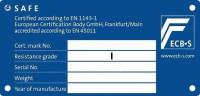 """Vorschau: Dokumenten-/Wertschutzschrank Serie """"TL"""" 1-türig"""