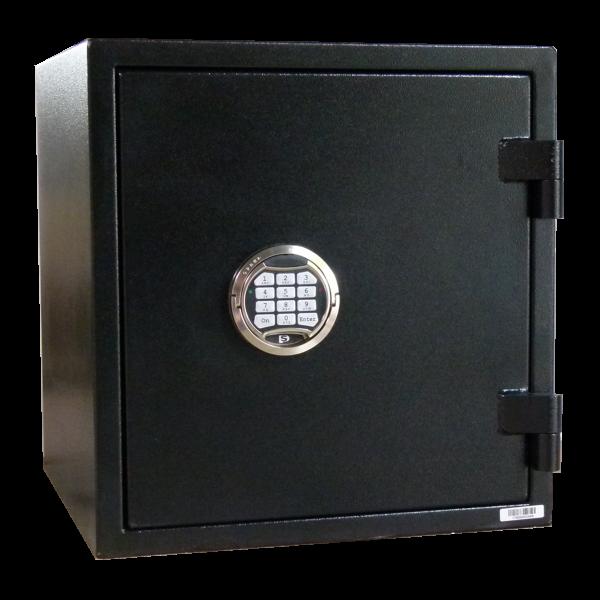 Wertschutzschrank Klasse 1 EN 1143-1 Black-Safe 46 E- LFS 30 P von Promet Safe