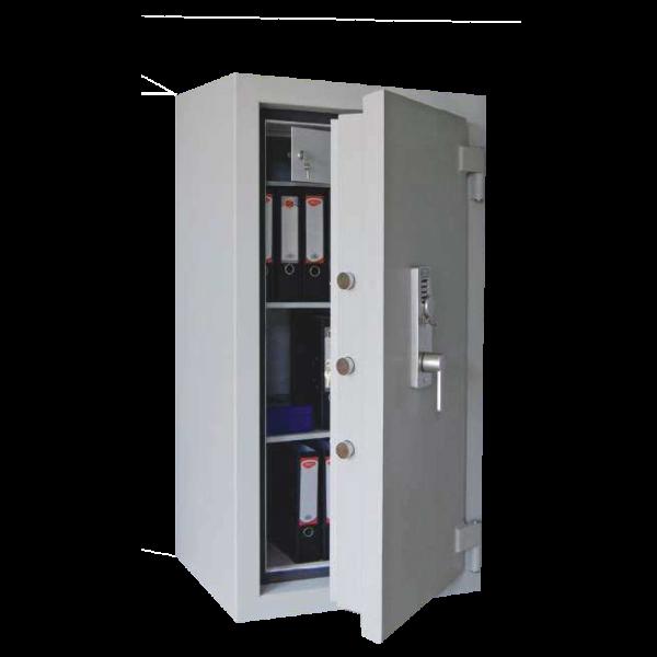 Feuerfester Wertschutzschrank Grad I nach EN 1143-1 KAF I 5 - S 60P von Distelrath Tresorbau
