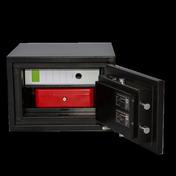 Wertschutzschrank Klasse 1 EN 1143-1 Black-Safe 32 E- LFS 30 P von Promet Safe