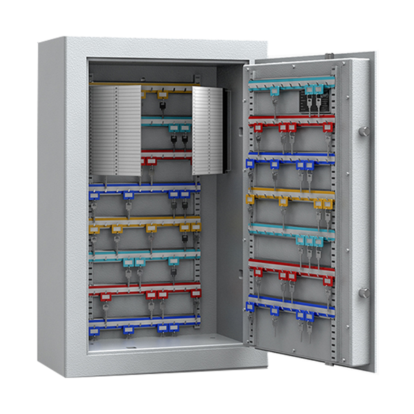 Schlüsseltresor Keysafe-S2 150 für 150 Schlüsselhaken von ISS Tresorbau