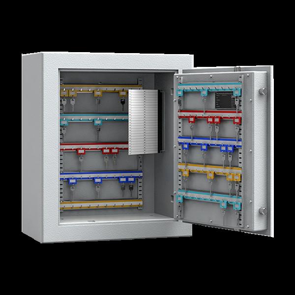 Schlüsseltresor Keysafe-S2 100 für 100 Schlüsselhaken von ISS Tresorbau