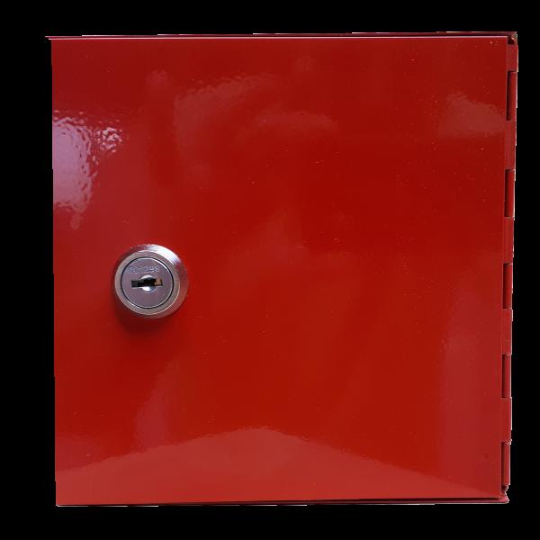 Notschlüsselkasten NSK- 17 Ganzmetalltür mit Zylinderschloss von Hautmann