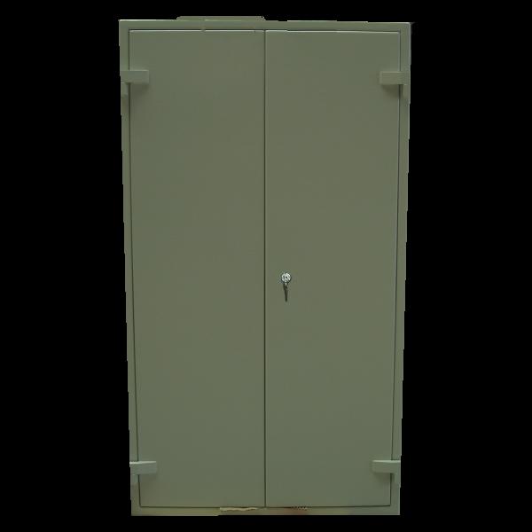 Großraumschlüsselschrank GLS mit 780 Haken 2.türig von ERZTECH Tresoranlagen