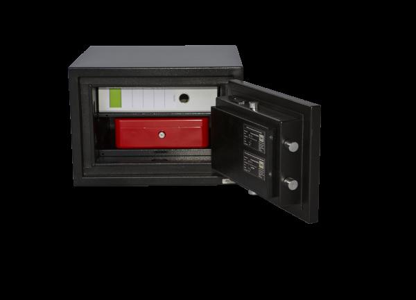 Wertschutzschrank Black-Safe 32 E- LFS 30 P von Promet Safe