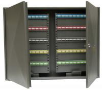 Vorschau: Schlüsselschrank Premium XXS 400-1 2.türig