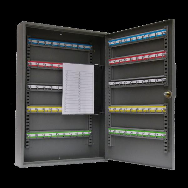 Schlüsselschrank Premium XS 100 1.türig von Tresor24.de