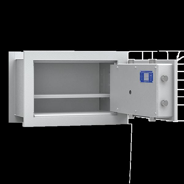 Wandeinbautresor Klasse 1 nach EN 1143-1 Ilmenau 3 von ISS Tresorbau